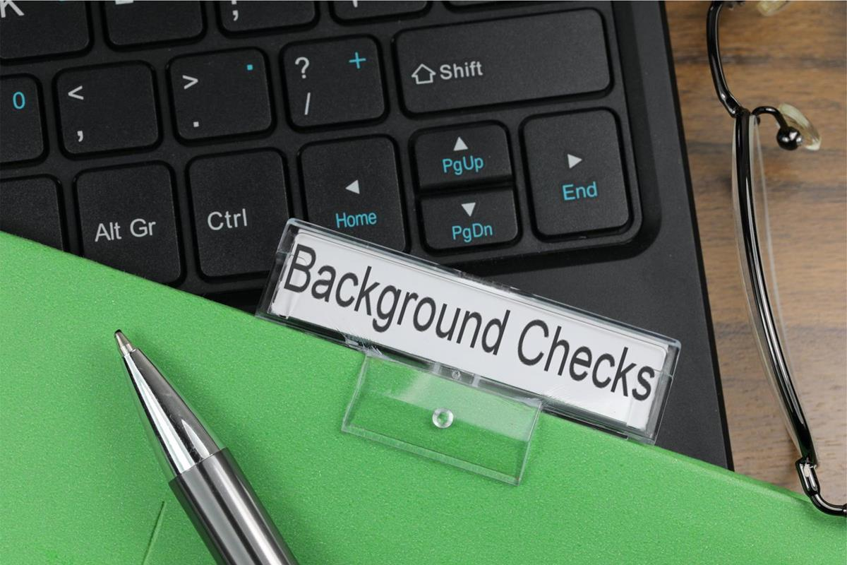 Why is it necessary to go for criminal background check?